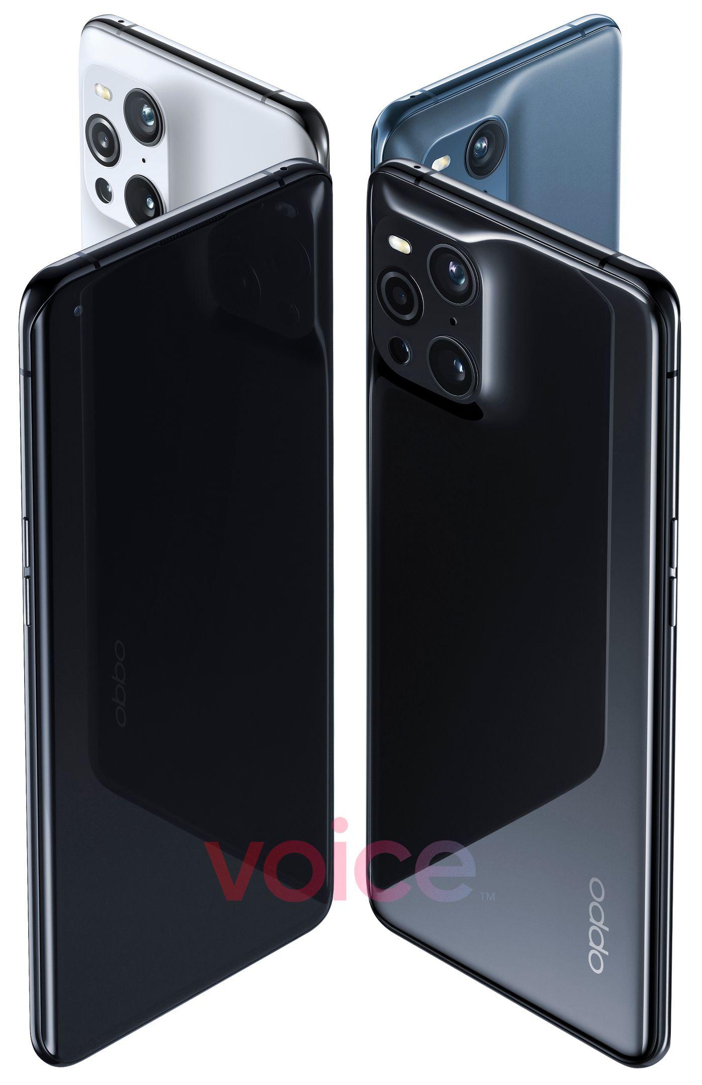 OPPO FIND X3 Pro 官方渲染图曝光,镜头排列疑似撞脸 iPhone 12 Pro,预计 2021 年第一季度发布? 4